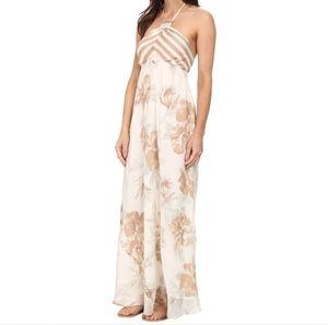 NWT Tommy Bahama Versilia Garden Halter Dress